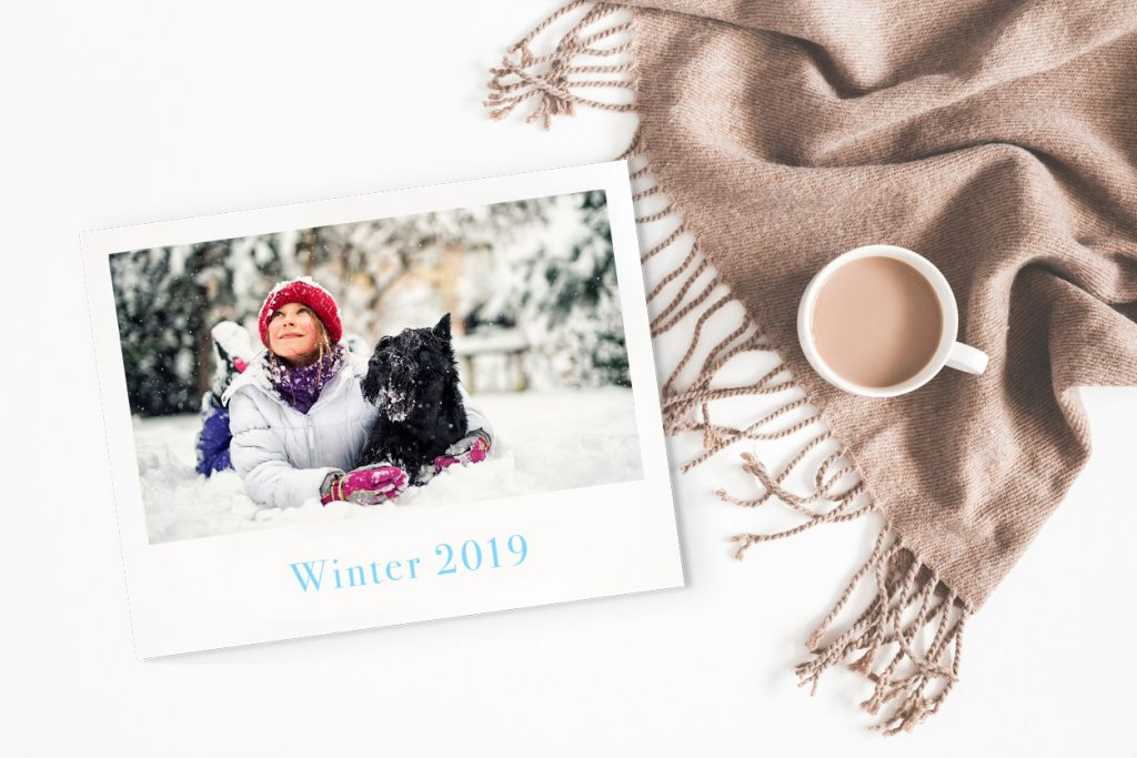 Motif Photo Book Winter Photography