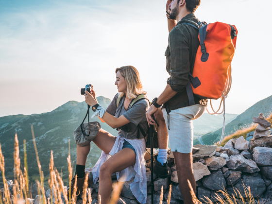 Elevate Your Hiking Photography