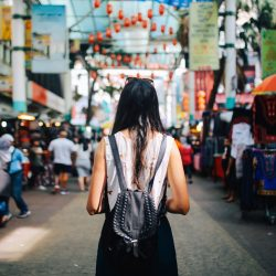 Street photography to capture the vibe of a place