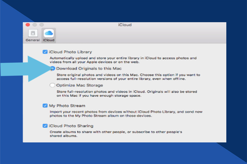 Using iCloud for your photos | How to upload photos to iCloud