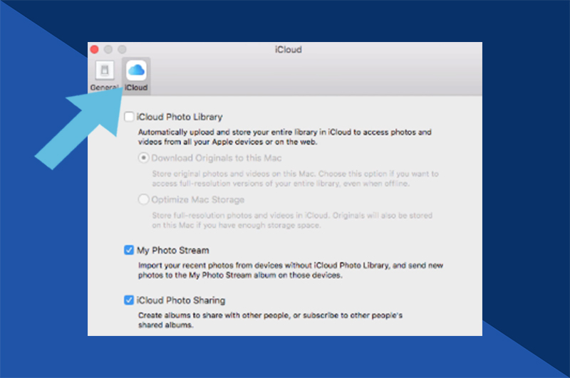Using iCloud for Your Photos:  How to download photos using iCloud