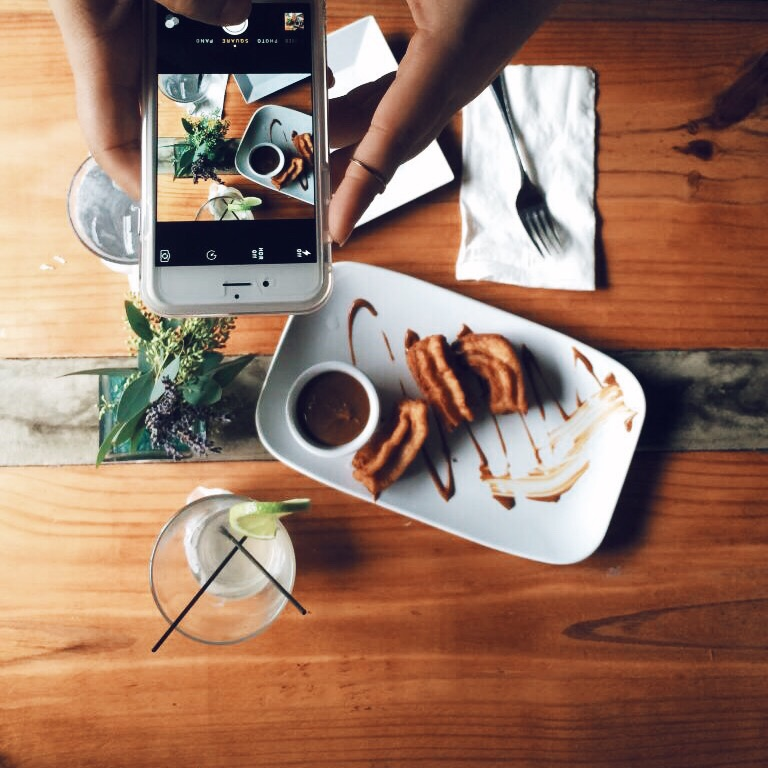Tips for #instayum food photos.