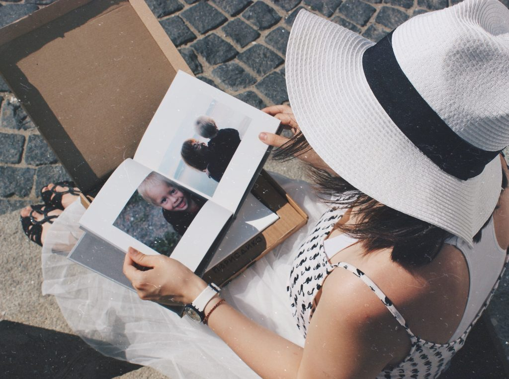 After you choose photos for your custom flipbook, you will also want to take the time to arrange them in the best order.