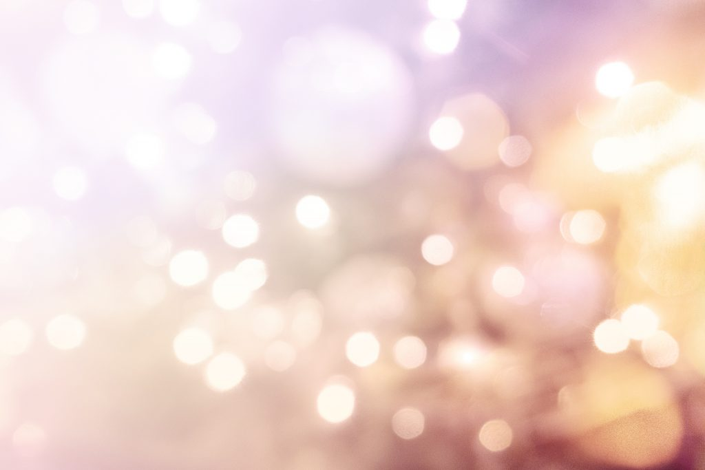 Every photography dictionary includes the bokeh effect, where unfocused lights form blurry circles.