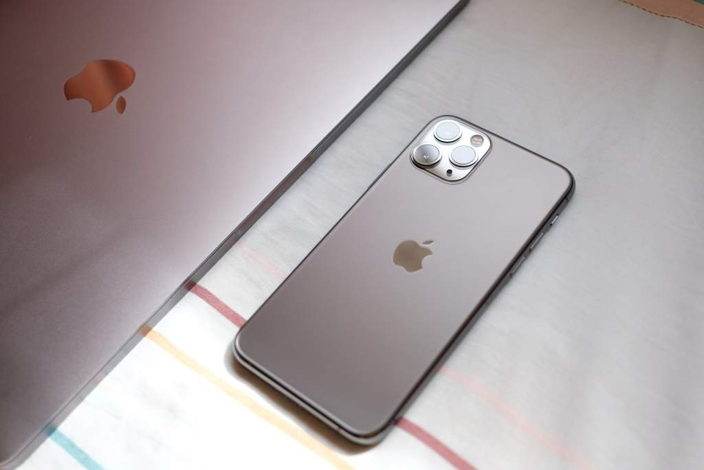 The iPhone 11 camera features three lenses for optimal low-lighting photography.
