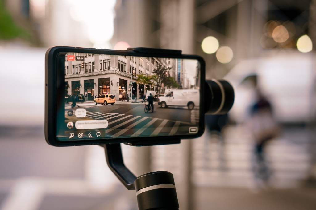 An iPhone on a tripod shooting video of NY streets proves it wins iPhone vs. DSLR debate.
