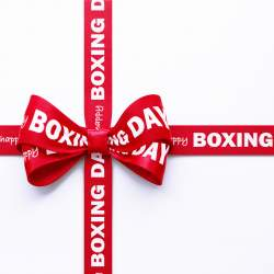 Happy Boxing Day