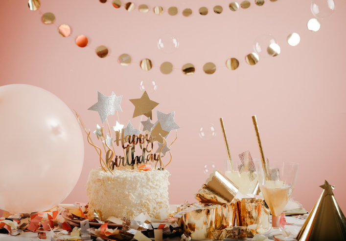 A custom birthday invitation can perfectly match the theme of the party.