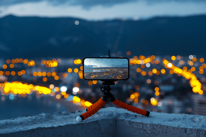 An iPhone tripod can make photography easier, anywhere you can imagine.