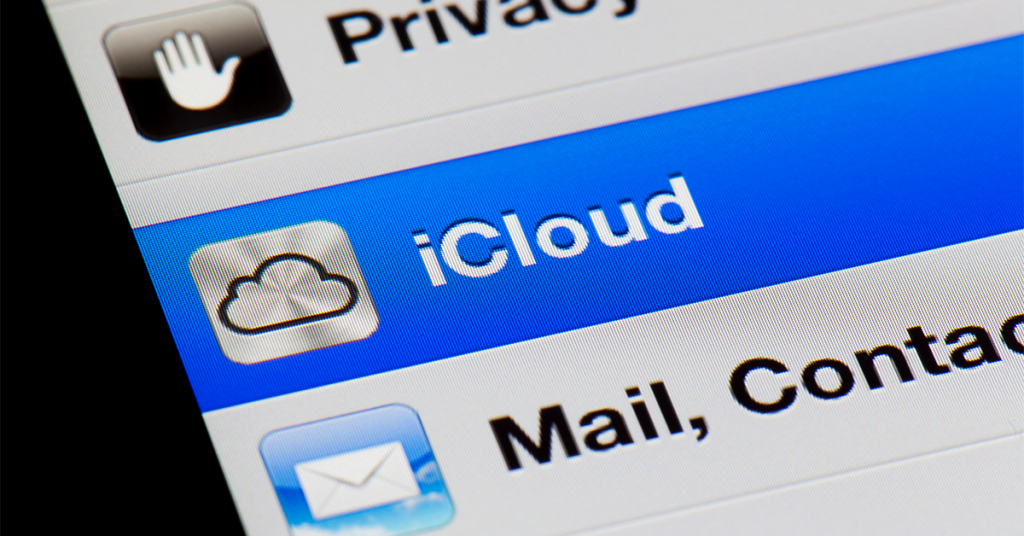 Set up the iCloud Photo Library in just a few taps.