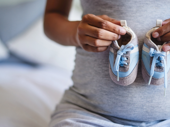 Start your pregnancy journey with photos from the very beginning.