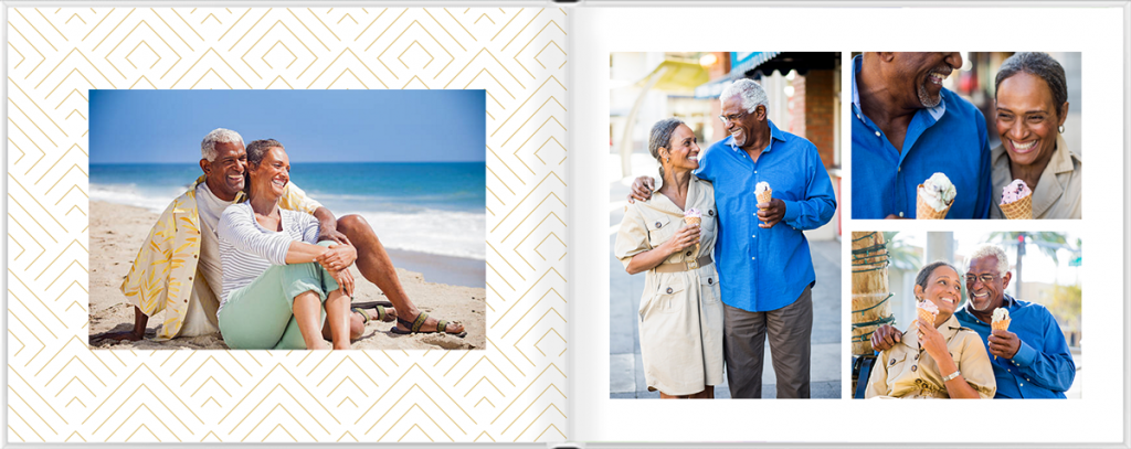 Add a Love Letter to Your Motif Photo Book